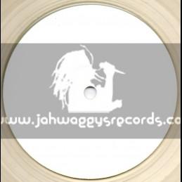 "Jah Waggys Dubplate Selection Vol 6-12""-Test Press-Chant Down Babylon / Dixie Peach + Rule The World / Tena Star"