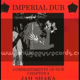 Jah Shaka Music-LP-Imperial Dub / Commandments of Dub Chapter 8