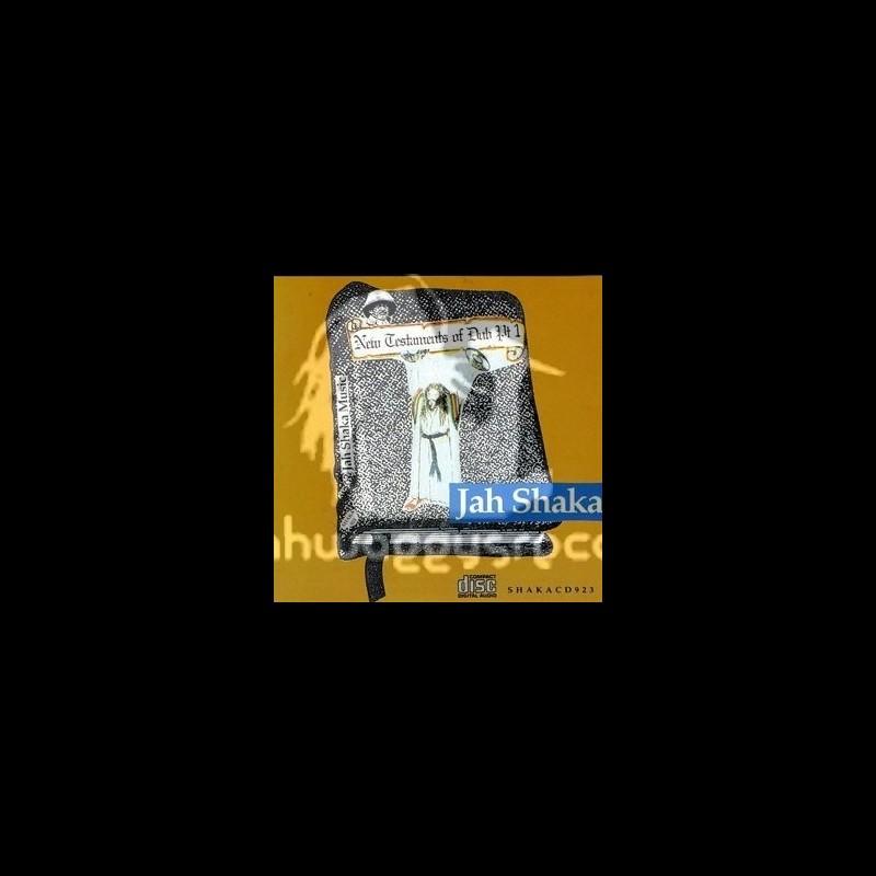 Jah Shaka Music-LP-New Testament Of Dub Part 1