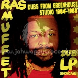 Roots Injection-LP-Dubs From Greenhouse Studio 1984-1988 / Ras Muffet