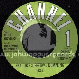 "Channel 1-7""-Sky Juice & Festival Dumpling / I Roy"
