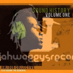 """Sugar Shack Records-12""""-Sound History Vol 1 / AMJ Dub Collective Featuring The General"""