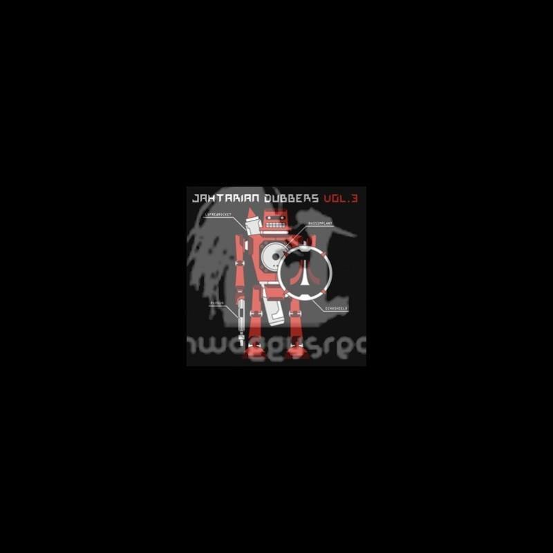 Jahtari-LP-Jahtarian Dubbers Vol 3 / Various Artist