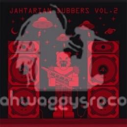Jahtari-LP-Jahtarian Dubbers Vol 2 / Various Artist