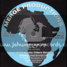 """Merge Productions-10""""-Concrete Castle + Purify Yourself / Earl Sixteen"""
