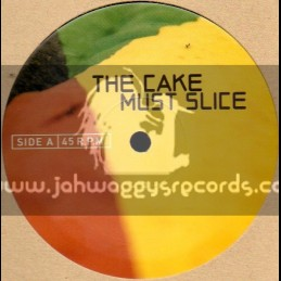 "Greensleeves-10""-The Cake Must Slice + Higher Level Featuring Zareb"