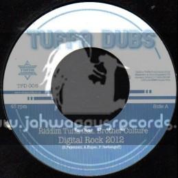 "Tuffa Dubs-7""-Digital Rock 2012 / Brother Culture"