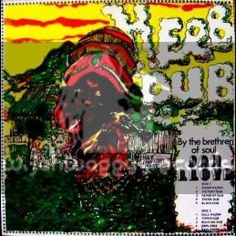 Teem Records-LP-Herb Dub / Jah Lloyd