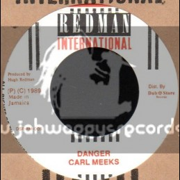 "Redman international-7""-Danger / Carl Meeks"