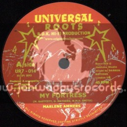 "Universal Roots-7""-My Fortress / Marlene Ammers"
