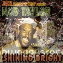 Jah Warrior Records-LP-Shining Bright / Rod Taylor