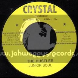 "Crystal Records-7""-The Hustler / Junior Soul"