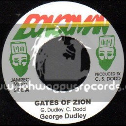 "Bongoman-7""-Gates Of Zion / George Dudley"