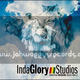 IndaGlory Studios-Vol 1-Lp-Various Artist