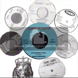 """Coptic Lion-7""""-Standing Tall / Mike Brooks (Conscious Sounds)"""