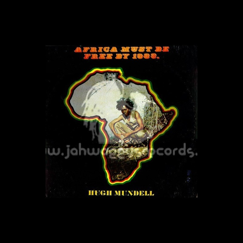 Message-LP-Africa Must Be Free By 1983 / Hugh Mundell