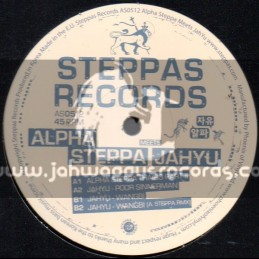 "Steppas Records-12""-Alpha Steppa Meets Jahyu"