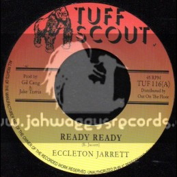 "Tuff Scout-7""-Ready Ready / Eccleton Jarrett"