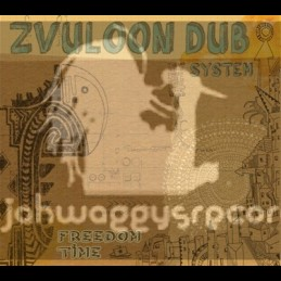 Med.Tone Records-LP-Freedom Time / Zvuloon Dub System