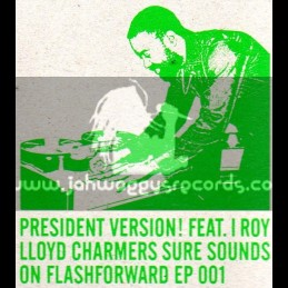 """Flash Forward Ep-10""""-001-Touching The President / Tall T & The Touchers"""