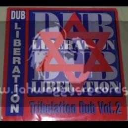 Word Sound & Power-LP-Dub Liberation / Tribulation Dub Vol 2