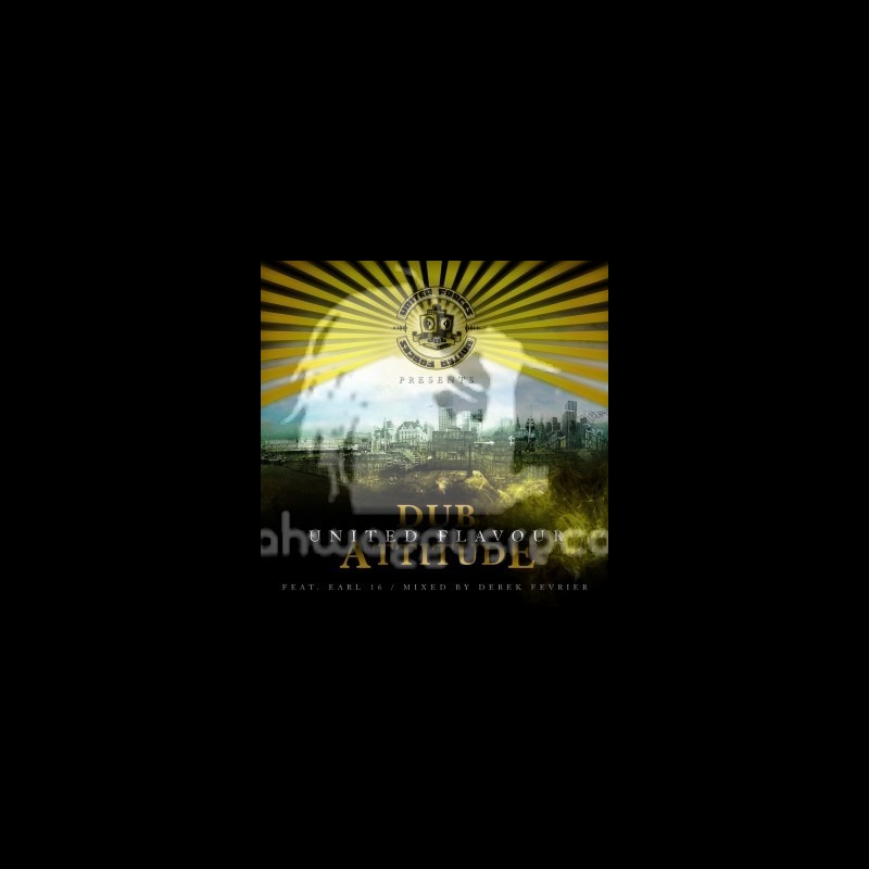 "United Forces Of Dub-12""-Dub Attitude Feat. Earl Sixteen"