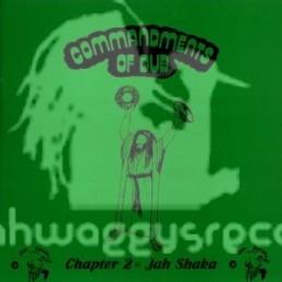 Jah Shaka Music-LP-Commandments Of Dub Chapter 2