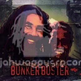 The Twinkle Brothers-LP-Bunker Buster / The Twinkle Brothers