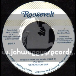 "Roosevelt-7""-Music From My Mind / Generation Gap"
