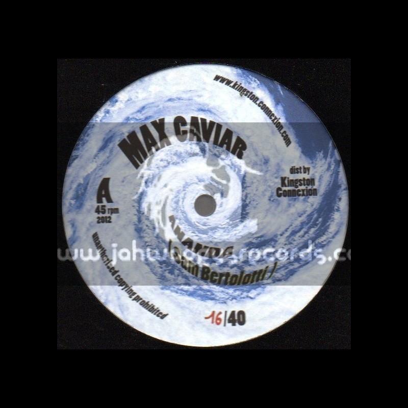 "Max Caviar-10""-Ananda / Sam Bertolotti (40 Copys On The Planet)"
