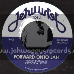 "Jehu-7""-Forward On To Jah / Reality Souljahs"