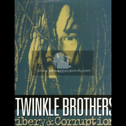 The Twinkle Brothers-LP-Bribery And Corruption / The Twinkle Brothers