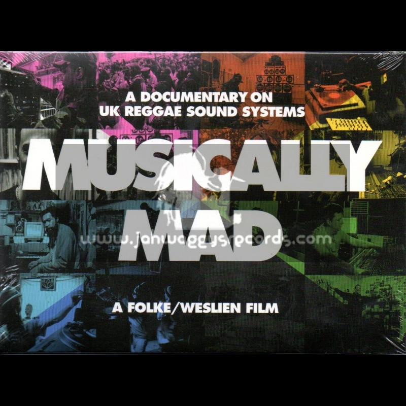 Musically Mad-DVD-A Documentary On UK Reggae Sound Systems