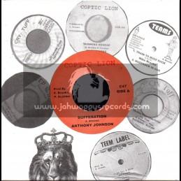 "Coptic Lion-7""-Sufferation / Anthony Johnson"