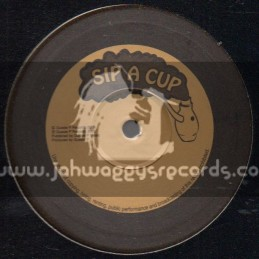 "Sip A Cup-10""-Poverty + Rainbow Country / Michael Prophet"