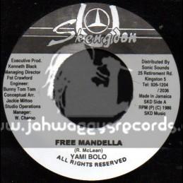 "Skengdon-7""-Free Mandella / Yami Bolo"