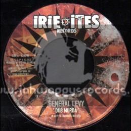 "Irie Ites Records-7""-Dub Murder / General Levy + Kill Dem Sound / Lutan Fyah & Spectacular"