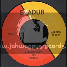 "Exadub-7""-Destruction / Subtronix"