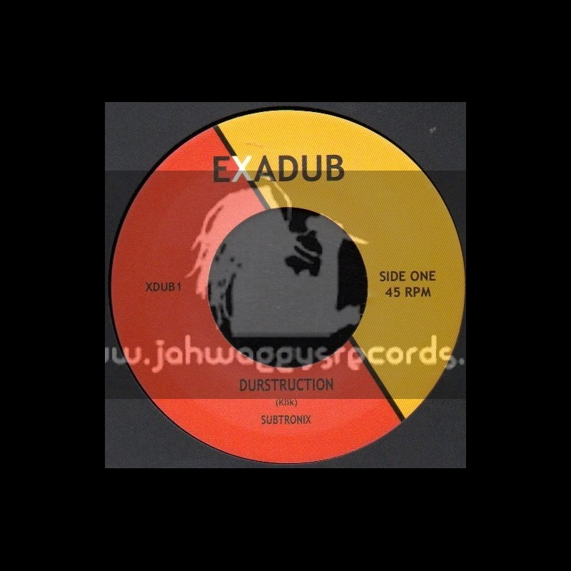 "Exadub-7""-Destruction / Subtronix"