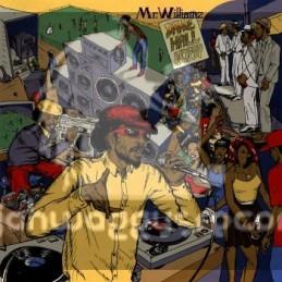 "Jahtari-12""-Dance Hall Hobby / Mr Williams"