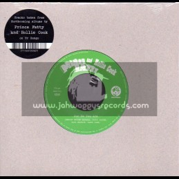 """Prince Fatty & Hollie Cook-7""""-For Me You Are / Hollie Cook"""