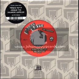 "Prince Fatty-7""-Kung Fu Battle Inna Brixton / Horseman"