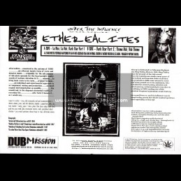 """Dub Mission-12""""-Under The Influence / Etherealites"""