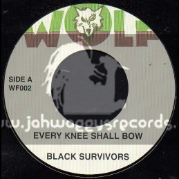 "Wolf-7""-Every Knee Shall Bow / Black Survivors"