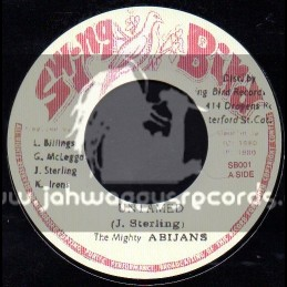 "Swing Bird-7""-Untamed / The Mighty Abijans"