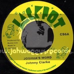 "Jackpot-7""-Joshua s Word / Johnny Clarke"