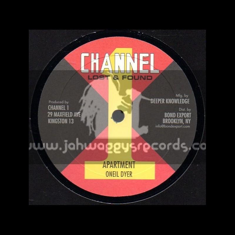 "Channel 1-10""-Apartment / Oneil Dyer + Hey Natty Dread"