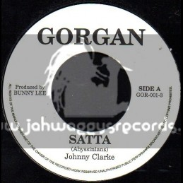 "Gorgan-7""-Satta / Johnny Clarke"