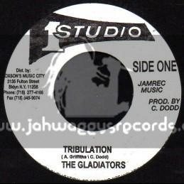 """Studio 1-7""""-Tribulation / The Gladiators"""