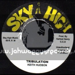 "Sky High-7""-Tribulation / Bim sherman"